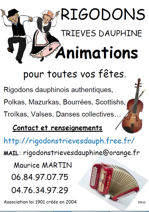Rigodons Trives Dauphin
